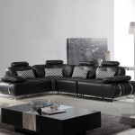 large corner sofa black leather sofa settee